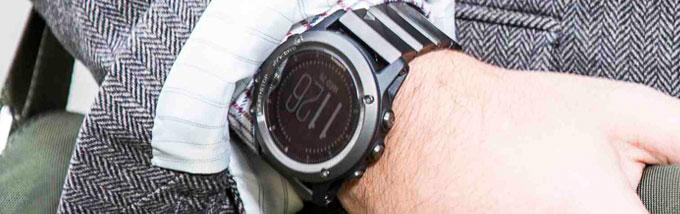 Спортивные часы Garmin fenix 3 Сапфир