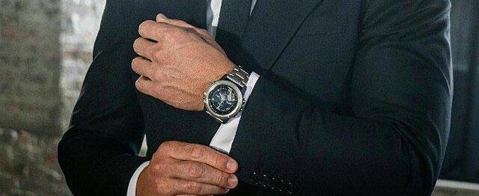Часы для мультиспорта и туризма fenix 3 Sapphire Titanium
