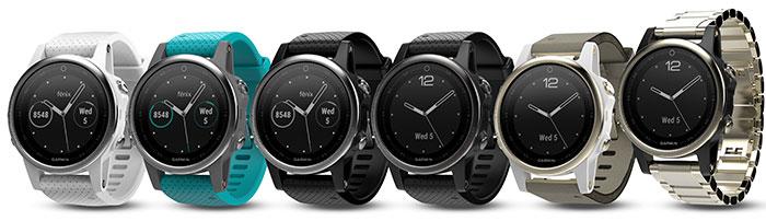 Смарт-часы Garmin fenix 5