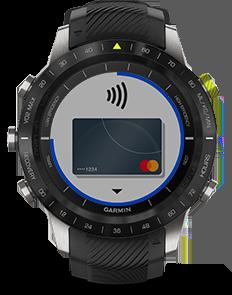 Платежная система Garmin Pay MARQ