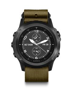Часы tactix Bravo с ремешком цвета хаки