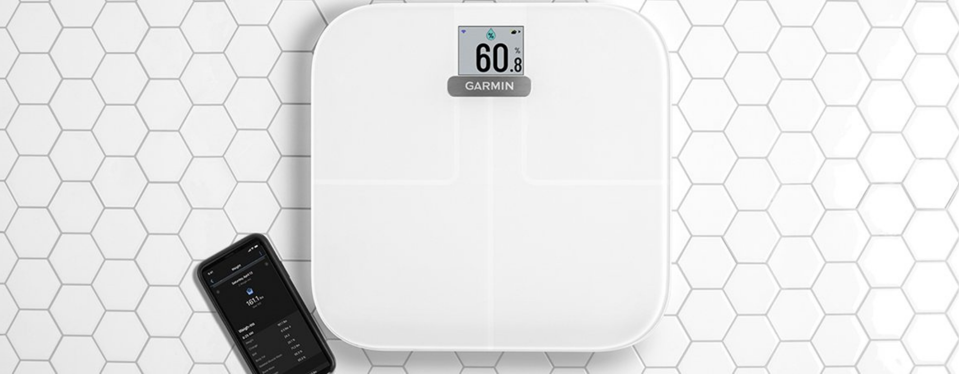 «У меня просто кость тяжелая» — Garmin Index™ S2 Smart Scale покажет …